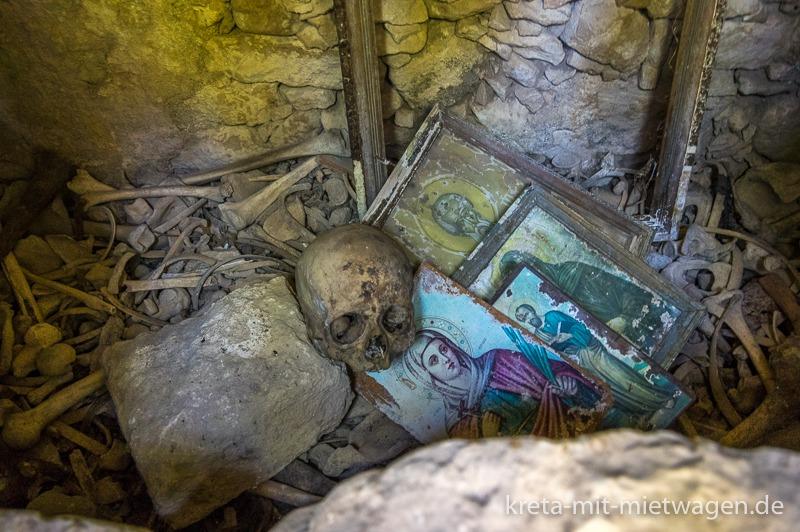 Bone Chapel of Agios Pavlos