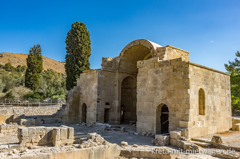 Titus Basilica Gortys