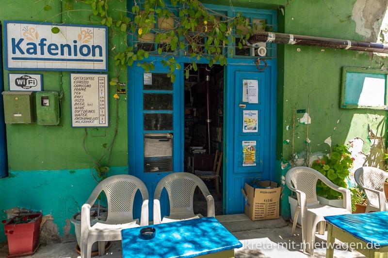 Kostas Kafenion in Sivas