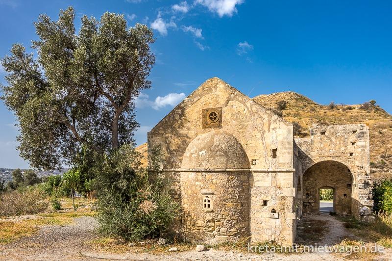 Church Agios Georgios near Phaistos