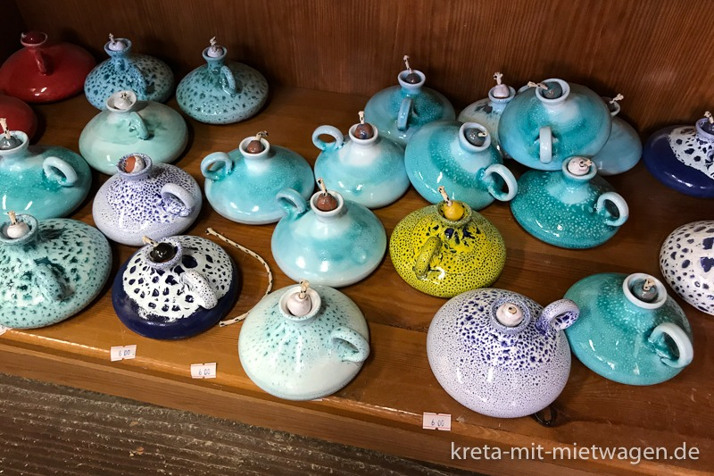 The pottery in Sivas